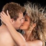 Kiss. — Stock Photo