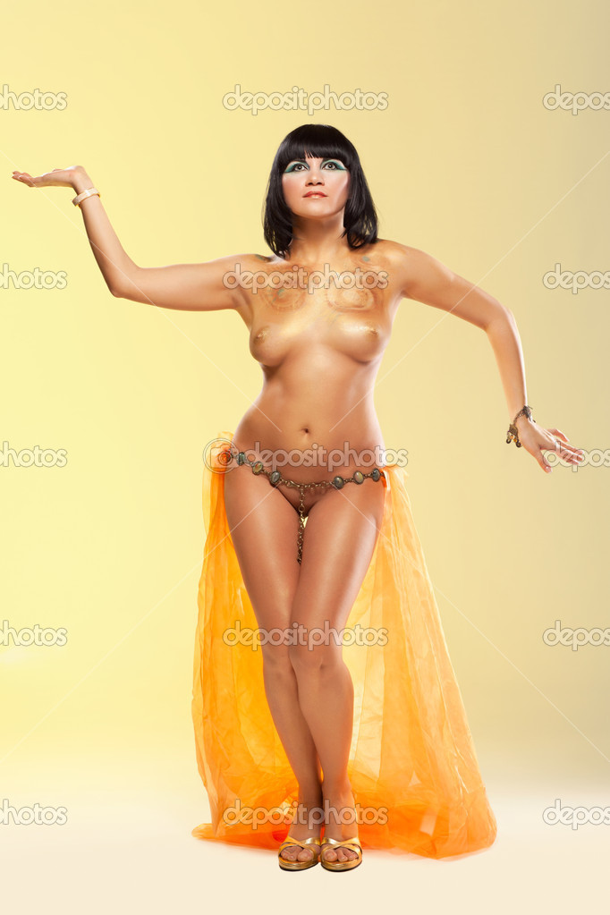 Sexy Naked Dancing Woman Video 63